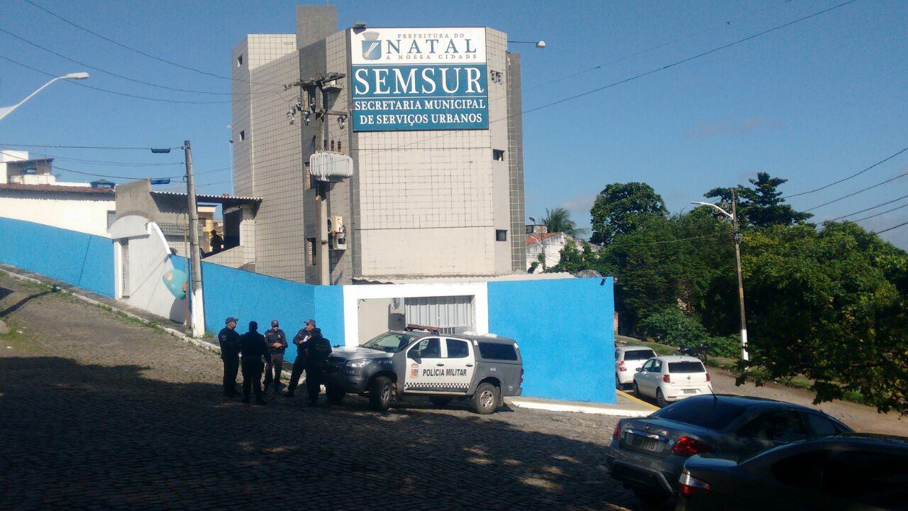 Justiça revoga as prisões temporárias de envolvidos em fraudes na Semsur