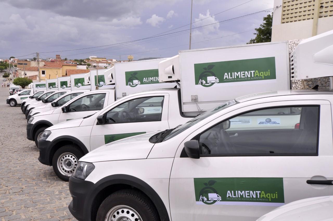 Pleito de Ezequiel garante veículos refrigerados para cinco regiões do RN