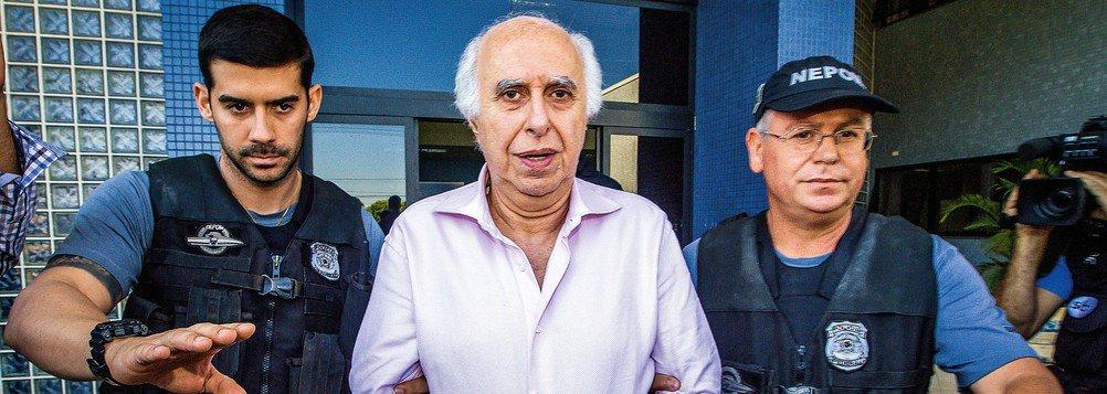 Por decisão do STJ, Roger Abdelmassih volta para prisão domiciliar