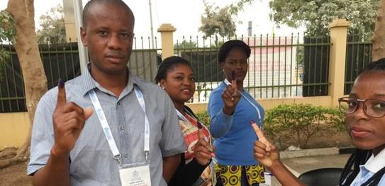 Angola realiza eleição nesta quarta (23) e TSE participa como observador