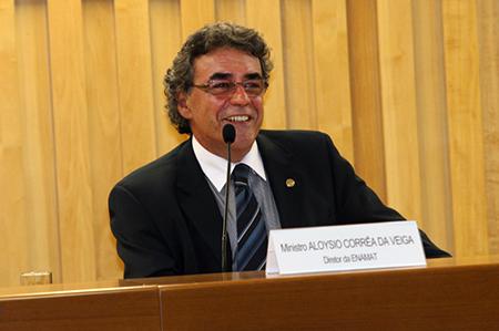 Ministro Aloysio Corrêa da Veiga é nomeado para o CNJ