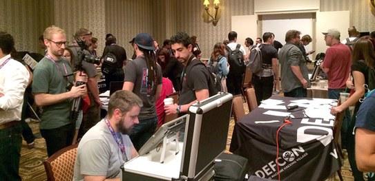 Técnicos do TSE participam da mais tradicional conferência de hackers do mundo