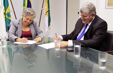 TRT-RN fecha parceria com Prefeitura de Macaíba