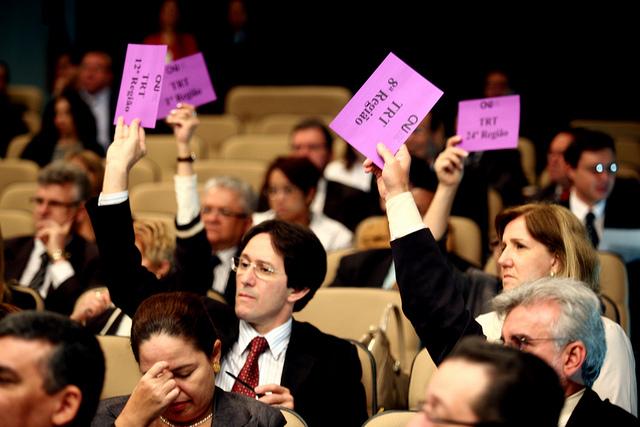 Tribunais promovem ações participativas para metas de 2018