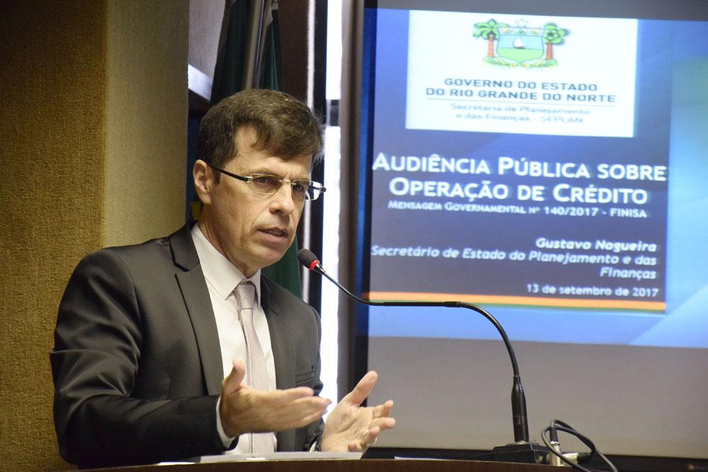 Comissões ouvem esclarecimentos sobre empréstimos do governo