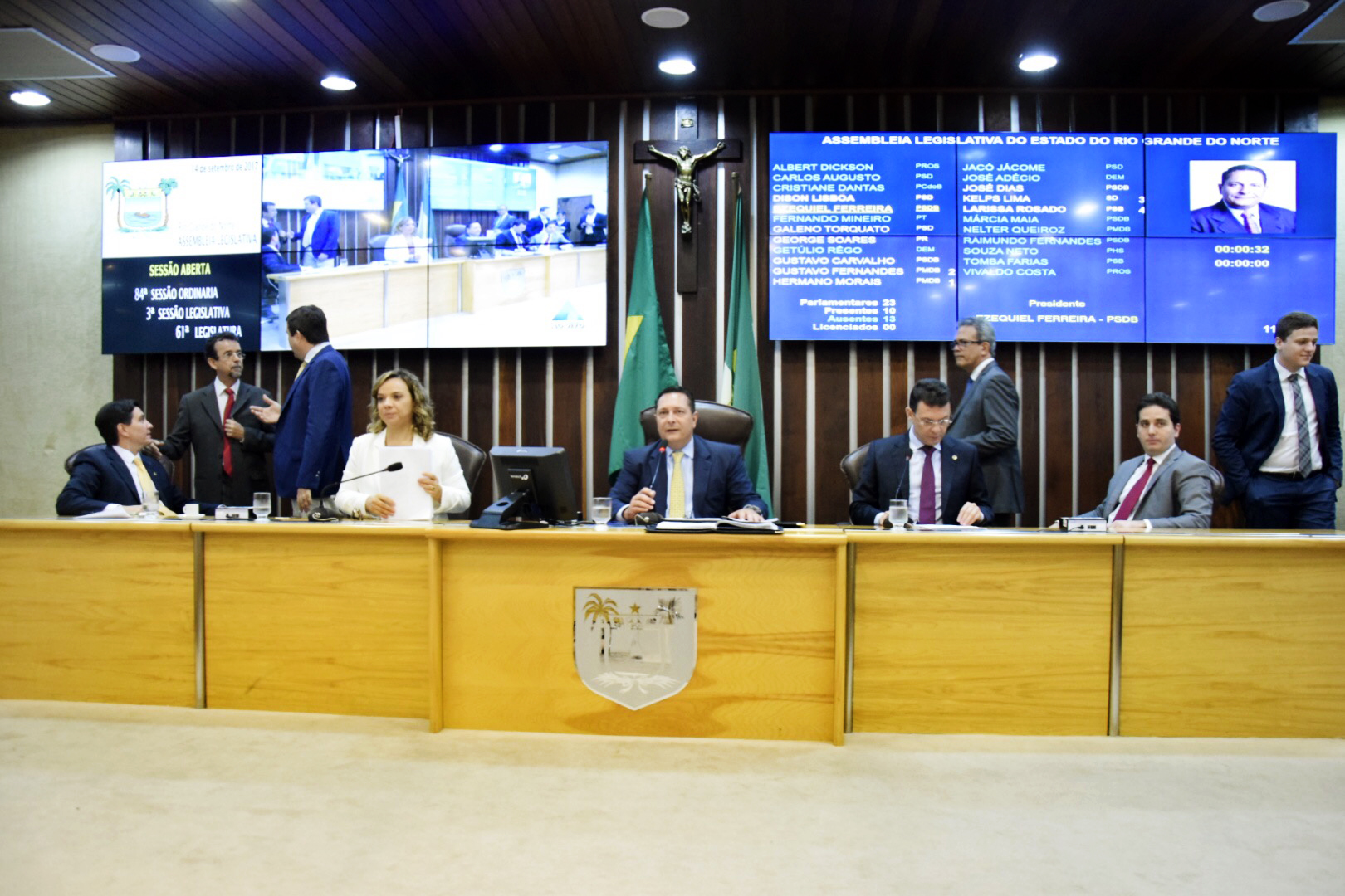 EZEQUIEL FERREIRA PROPÕE AUDIÊNCIA PÚBLICA EM DEFESA DAS FACÇÕES TÊXTEIS DO RN