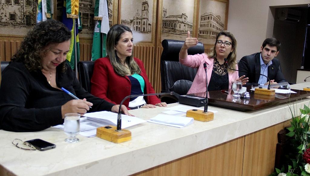 Comissão debate formalização de convênios entre Semtas e Instituições