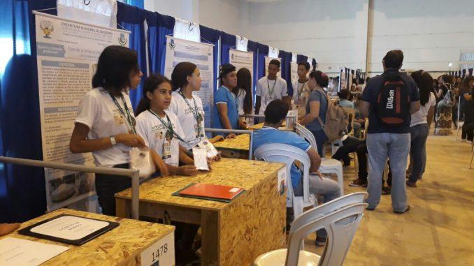Escolas Municipais de Mossoró participam da Feira de Ciências do Semiárido Potiguar
