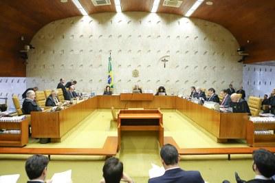 Plenário inicia julgamento sobre extinção do Tribunal de Contas dos Municípios do CE