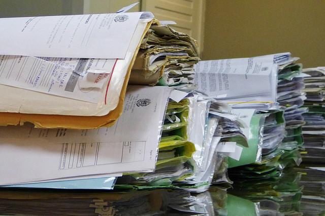 Tribunal destina 14 mil processos à reciclagem no Espírito Santo