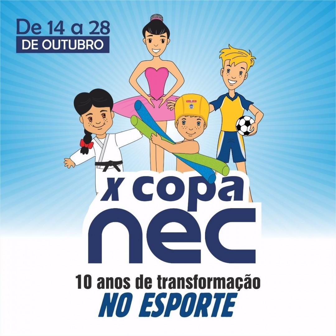 X COPA NEC
