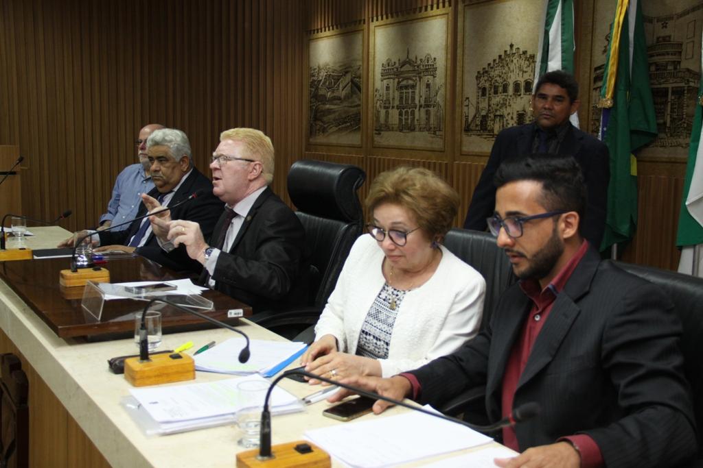 Audiência pública na Câmara de Natal discute projeto de licitação de transportes