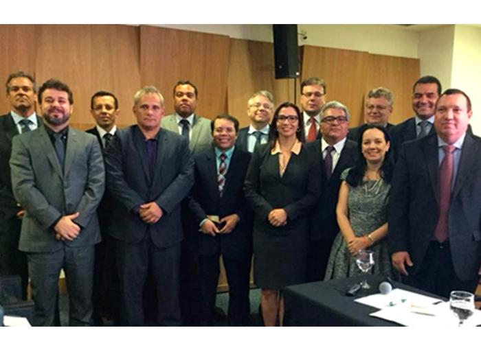 Auditor do TCE é eleito vice-presidente da Audicon para região Nordeste