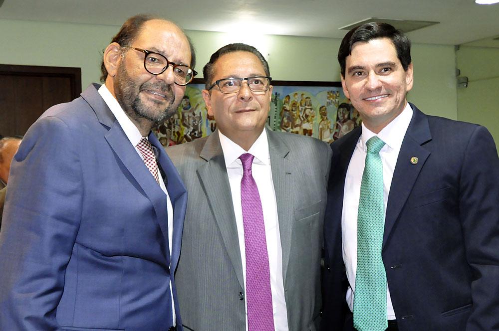 IMPRENSA ELEGE GEORGE SOARES O PARLAMENTAR DO ANO DA ASSEMBLEIA LEGISLATIVA