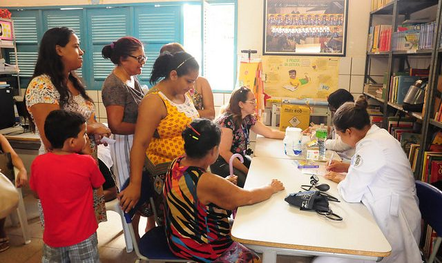 Mossoró Mais Cidadã no Vingt Rosado registra grande público