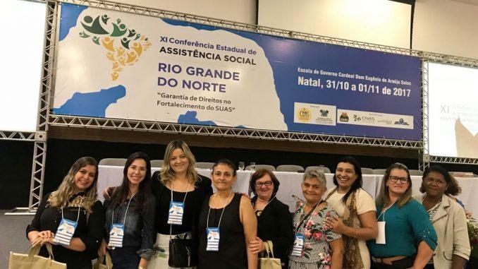 Mossoró tem representatividade na 11ª Conferência Estadual de Assistência Social