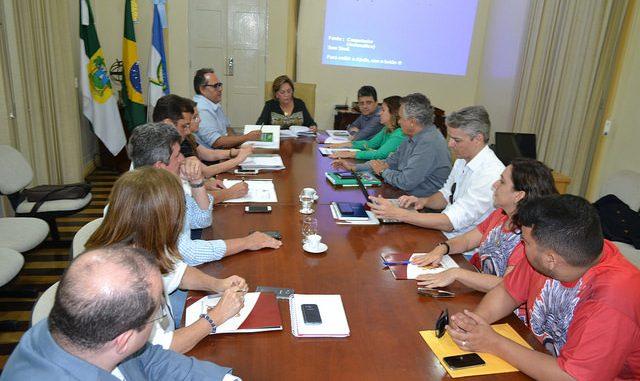 Prefeitura de Mossoró assegura apoio à Festa de Santa Luzia