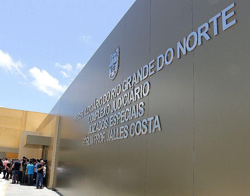 Setor de ajuizamento da Zona Norte passará a funcionar no Complexo Judiciário