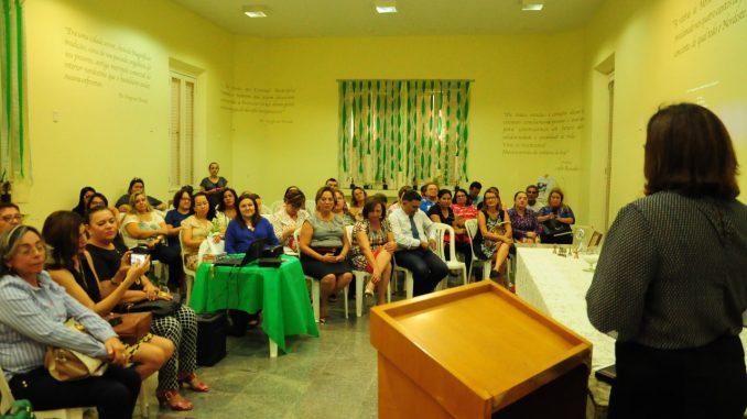 Ano Letivo 2018 começa com Semana Pedagógica em Mossoró