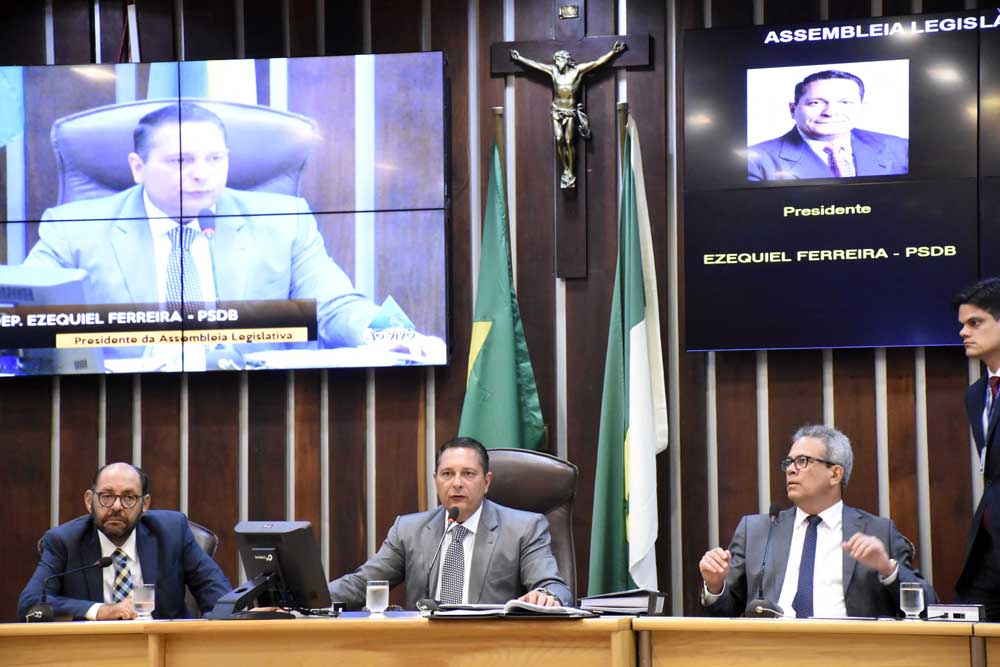 Assembleia do RN aprova à unanimidade revisão do plano plurianual