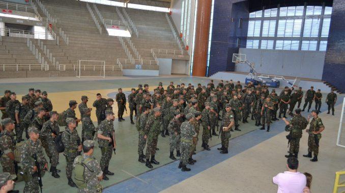 Prefeitura de Mossoró garante apoio às tropas da Força Nacional no Município