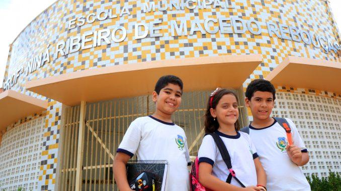 Educação amplia em mais de 450 vagas na Rede Municipal de Mossoró