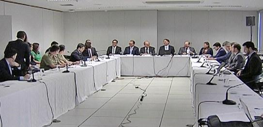 Presidente do TSE participa de reunião sobre fake news com Facebook, Google, Twitter e WhatsApp