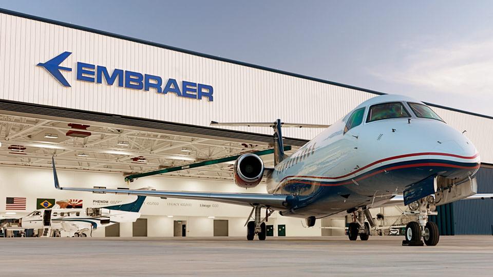BNDES aprova primeiro financiamento para exportação dos novos jatos da Embraer