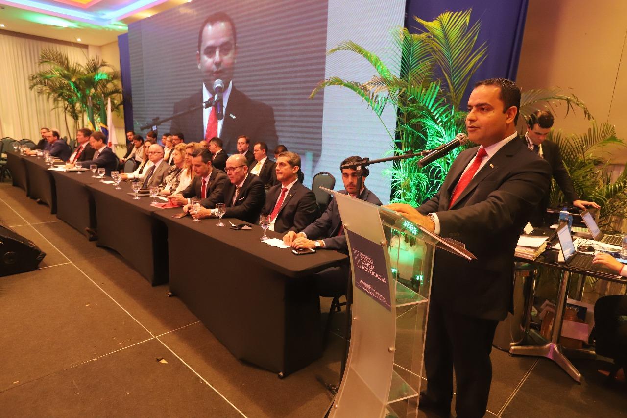 Conferência Nacional da Jovem Advocacia reúne grandes nomes do Direito em Natal