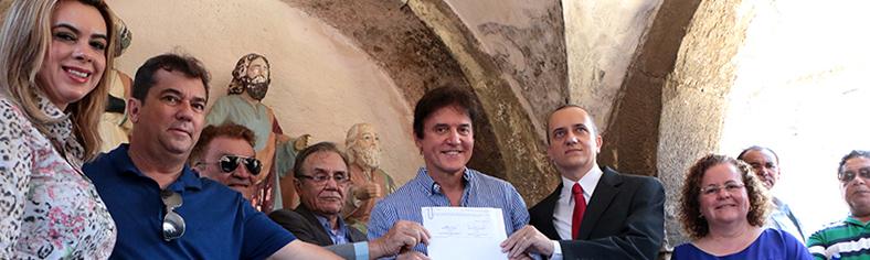 Governo do RN assume gestão e investe R$ 5 milhões no Forte dos Reis Magos