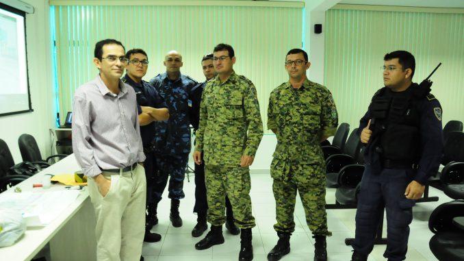 Guarda Municipal de Mossoró passa por treinamento para isolamento e preservação de local de crime