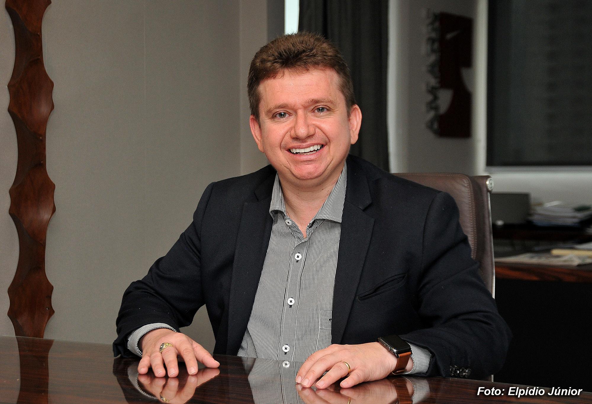 Juiz Herval Sampaio Júnior assume Presidência da AMARN em solenidade nesta sexta-feira, 23