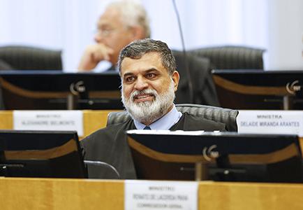 Ministro Lélio Bentes inicia correição na próxima segunda (12)