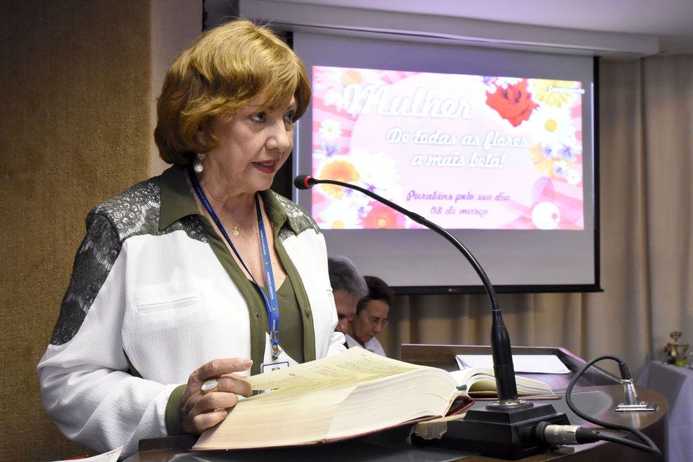 Missa em homenagem ao dia da mulher é celebrada na Assembleia Legislativa do RN