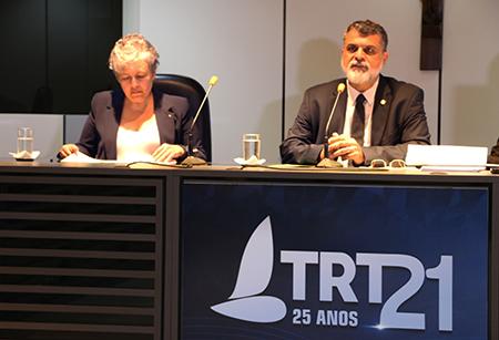 TRT-RN possui o melhor índice de produtividade dentre os TRTs do país