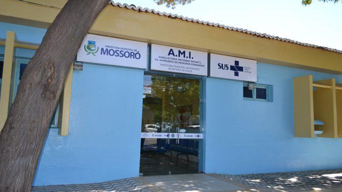 Ambulatório Materno Infantil (AMI) de Mossoró é referência no atendimento de crianças com microcefalia