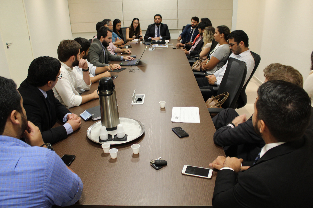 CAAI se reúne para planejar cursos de Iniciação à Advocacia
