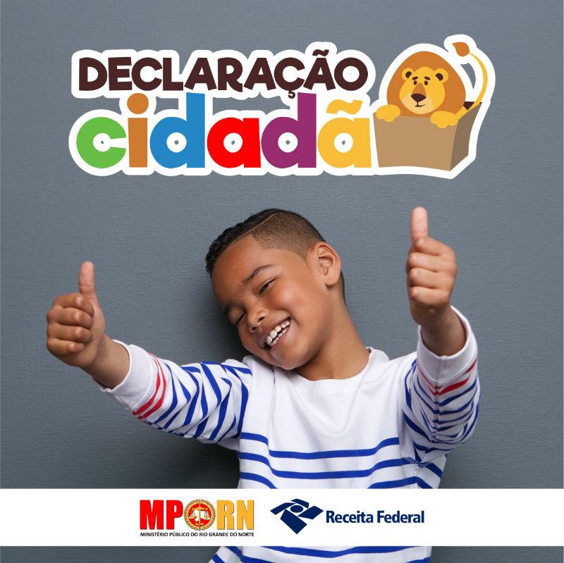 MPRN lança campanha Declaração Cidadã