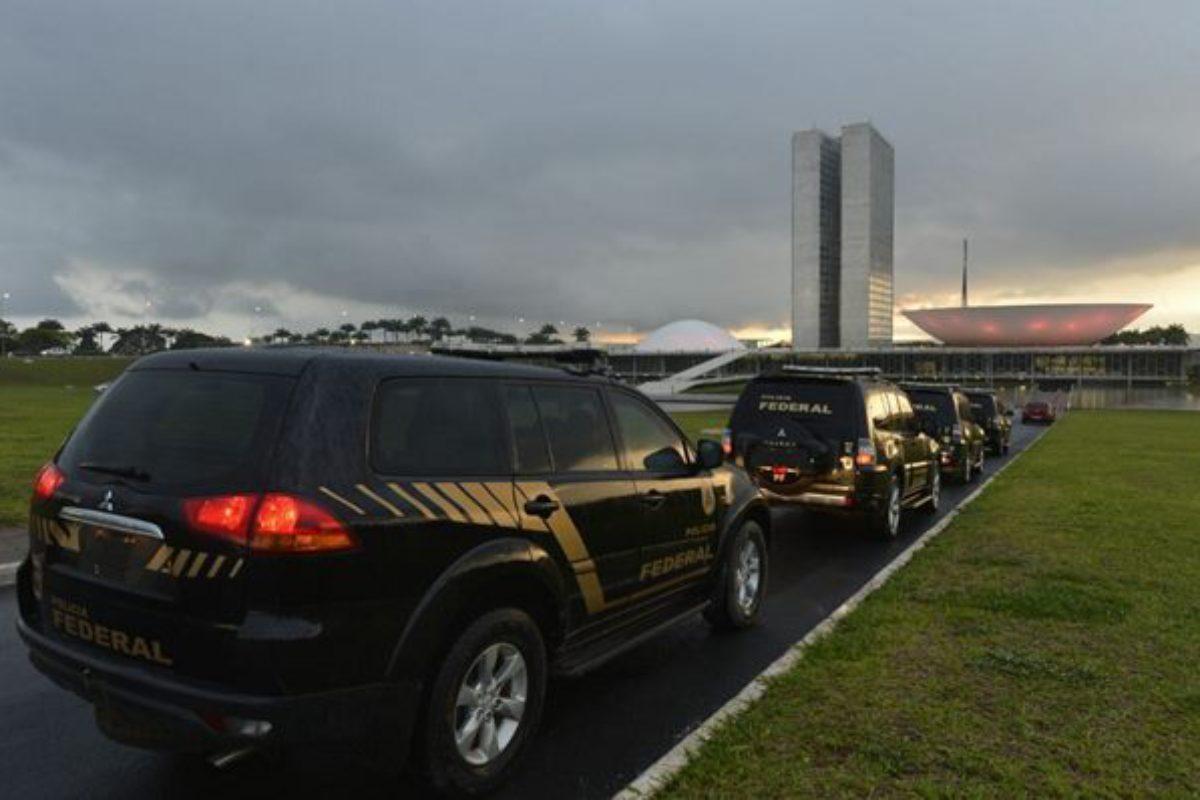 Polícia Federal faz operação de busca no Congresso Nacional