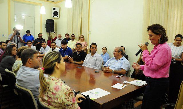 Prefeita de Mossoró assina ordem de serviço para ampliação do Aterro Sanitário