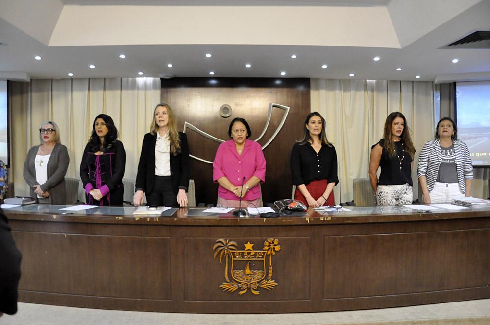 Assembleia do RN terá Procuradoria da Mulher para ações de políticas públicas