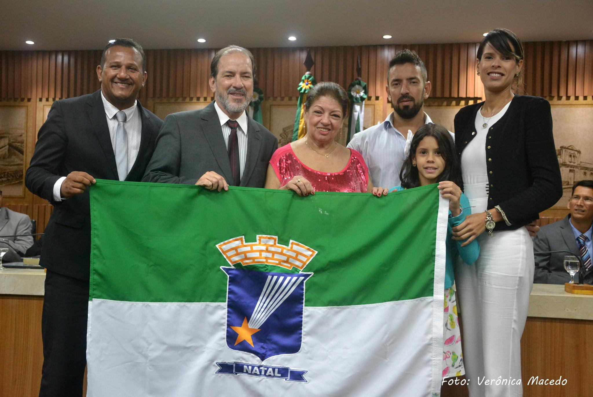 Câmara de Natal homenageia os 122 anos da Igreja Presbiteriana do Brasil no RN