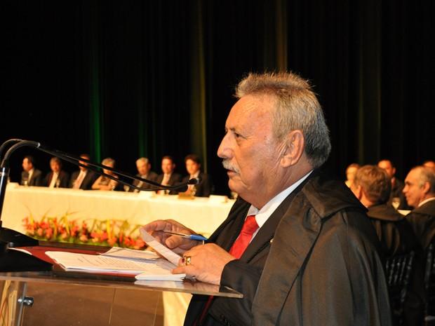 Encontro de Magistrados presidente do TJRN faz balanço do resultados alcançados no biênio