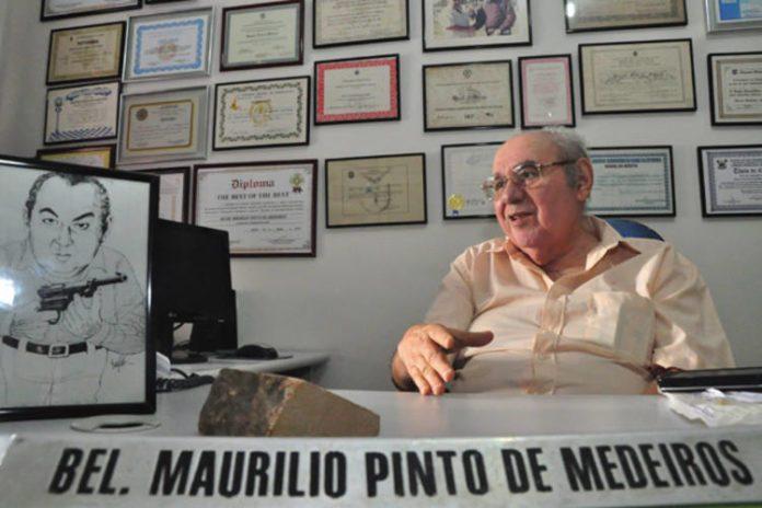 Maurílio Pinto de Medeiros Foto de Aldair Dantas-Tribuna do Norte