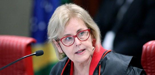 Ministra Rosa Weber é reconduzida para mais um biênio no TSE