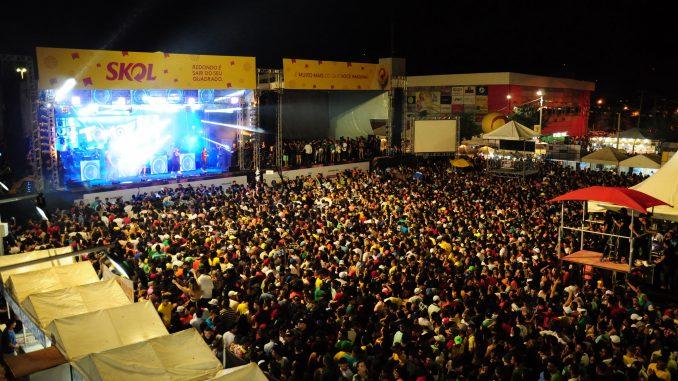 Mossoró Cidade Junina movimentou cerca de R$ 47 milhões com perspectiva de ampliação para 2018