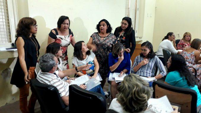 Mossoró sedia encontro de secretários municipais de educação