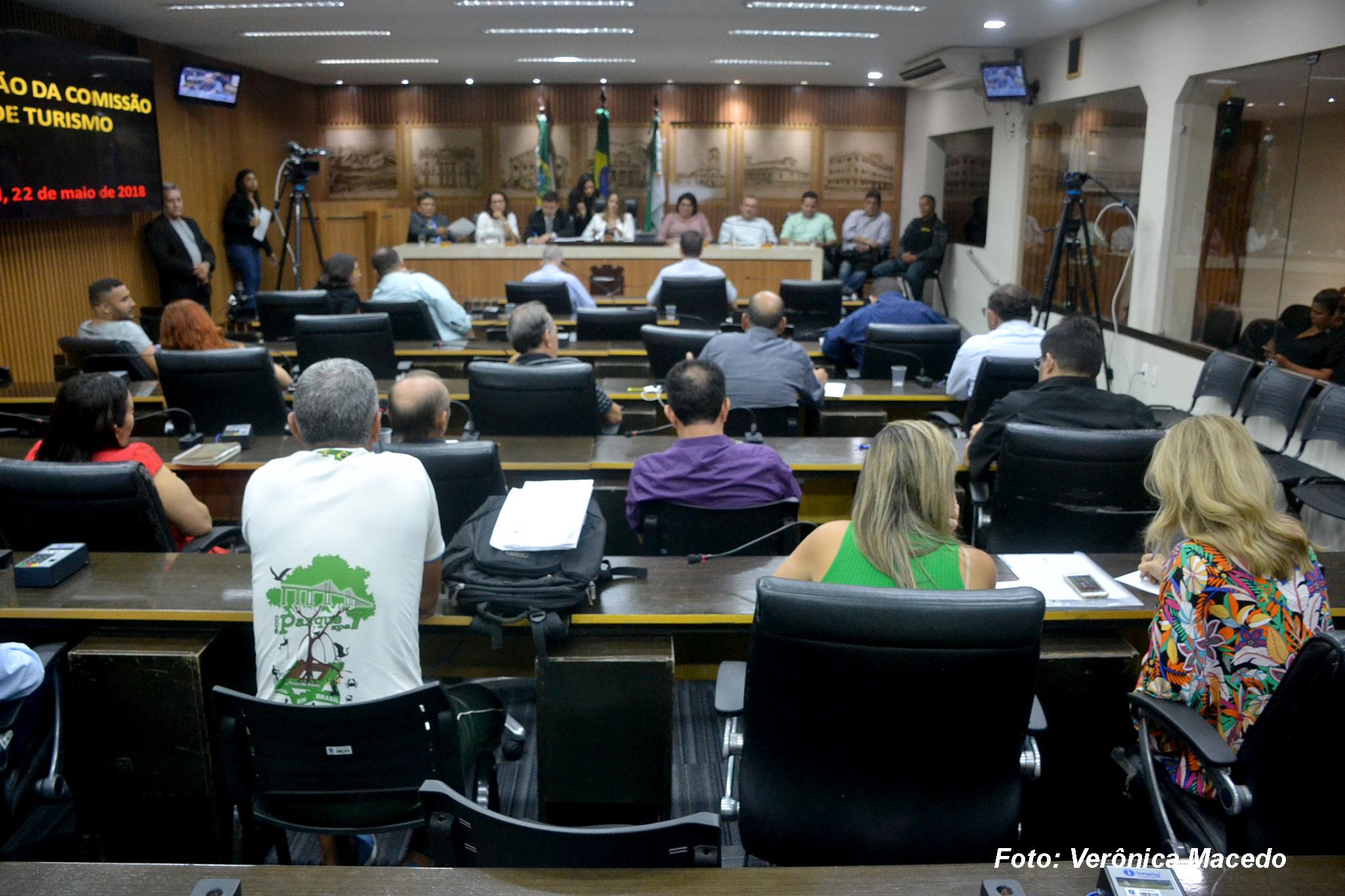 Revitalização da orla de Natal é discutida na Comissão de Turismo da Câmara de Natal
