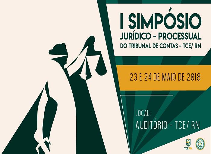TCE promove simpósio com teoria e prática na área jurídico-processual da Corte de Contas