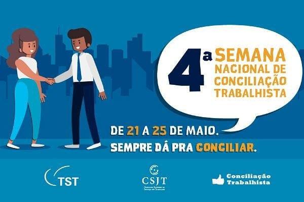 TRT-RN participa da Semana Nacional de Conciliação Trabalhista